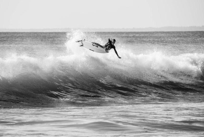 Surfing West